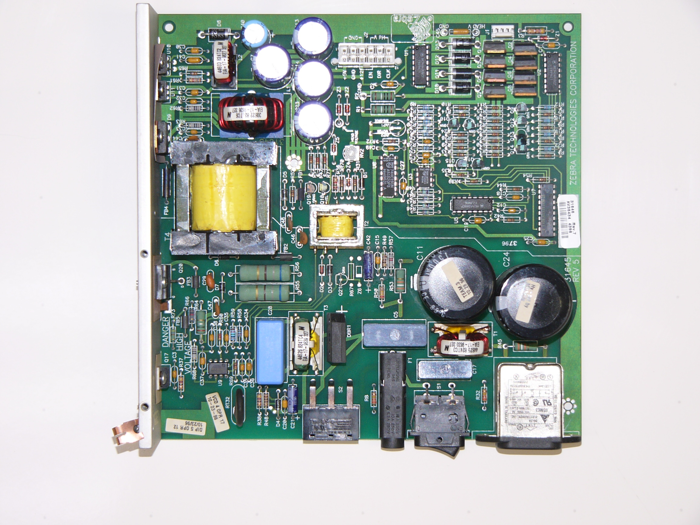 31646 -  - 31646, AC/DC Power Supply, Zebra 105Se