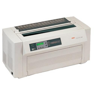 61800901 - 596492 - Oki Pacemark 4410 Dot Matrix Printer Test 18 Pin 1066 cps Mono 288 x 144 dpi Parallel, Serial
