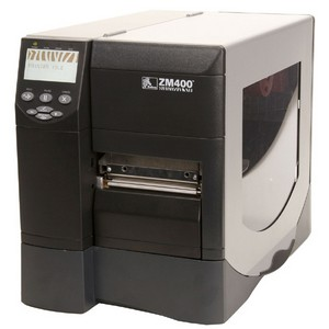 ZM400-2001-5100T - Q00149 - Zebra ZM400 Thermal Label Printer - Monochrome - 10 in/s Mono - 203 dpi - Serial, Parallel, USB - Fast Ethernet