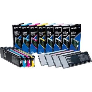 T544500 - 903235 - Epson Cyan Ink Cartridge - Light Cyan - Inkjet - 3800 Page - 1 Pack