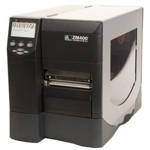 ZM400-2004-0000T - TY0511 - Zebra ZM400 Thermal Label Printer - Monochrome - 10 in/s Mono - 203 dpi - Serial, Parallel, USB