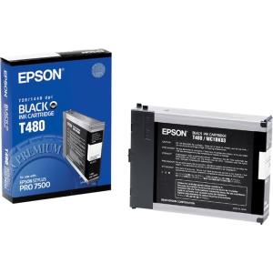 T480011 - PU2608 - Epson Black Ink Cartridge - Black - Inkjet - 1 Pack