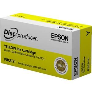 C13S020451 - DG7192 - Epson Yellow Ink Cartridge - Inkjet - Yellow