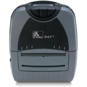 P4D-0UG10000-00 - GE3967 - Zebra P4T Thermal Transfer Printer - Monochrome - Portable - Label Print - 4.09