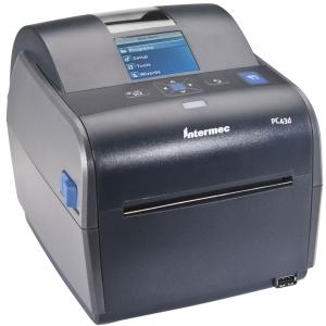 PC43DA00100201 - LK0302 - Intermec PC43d Direct Thermal Printer - Monochrome - Desktop - Label Print - 4.10