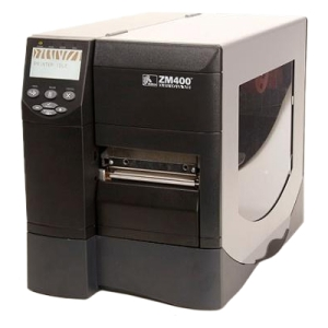 ZM400-200A-0100T - NC0228 - Zebra ZM400 Thermal Transfer Printer, 203 dpi USB Serial Parallel Ethernet LCD
