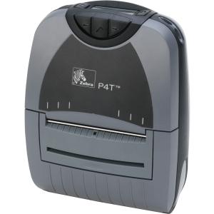 P4D-0U110000-00 - VS3967 - Zebra P4T Portable Direct Thermal Transfer Printer- Label Print 4