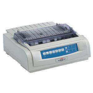 91909704 - F55260 - Oki MICROLINE 420n Dot Matrix Printer - 570 cps Mono - 240 x 216 dpi - Parallel, USB