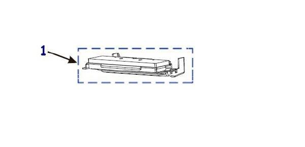P1058930-009 -  - P1058930-009, Zebra ZT410, Thermal Printhead 203 dpi