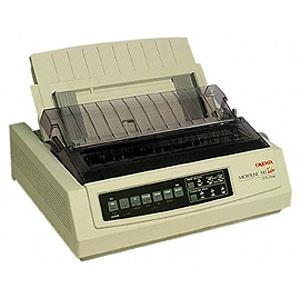 62412001 - 596403 - Oki MICROLINE 391 Turbo Dot Matrix Printer - 24-pin - 390 cps Mono - 360 x 360 dpi - Parallel, USB