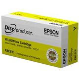 C13S020451 - DG7192 - Epson Yellow Ink Cartridge - Inkjet - Yellow