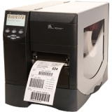 RZ600-2001-000R0 - DZ9106 - Zebra RZ600 Direct Thermal/Thermal Transfer Printer - Monochrome - Desktop - RFID Label Print - 6.60
