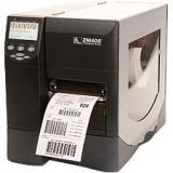 ZM400-2001-5700T - LJ8755 - Zebra ZM400 Direct Thermal/Thermal Transfer Printer - Monochrome - Desktop - Label Print - 4.09