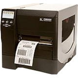 ZM600-3001-3100T - PQ6687 - Zebra ZM600 Direct Thermal/Thermal Transfer Printer - Monochrome - Desktop - Label Print - 4.09