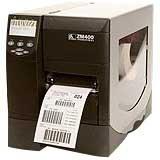 ZM400-2001-3700T - PQ6729 - Zebra ZM400 Direct Thermal/Thermal Transfer Printer - Monochrome - Desktop - Label Print - 4.09