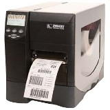 ZM400-6001-0600T - QC5595 - Zebra ZM400 Direct Thermal/Thermal Transfer Printer - Monochrome - Desktop - Label Print - 4.09