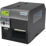 SL4M3-3101-00 - QC6241 - Printronix SmartLine SL4M Direct Thermal/Thermal Transfer Printer - Monochrome - Desktop - RFID Label Print - 4.10