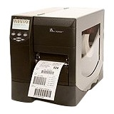 RZ400-2001-070R0 - QC6867 - Zebra RZ400 Direct Thermal/Thermal Transfer Printer - Monochrome - Desktop - RFID Label Print - 4.09