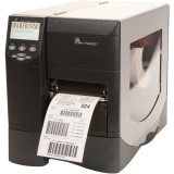 RZ400-2001-060R0 - RV8801 - Zebra RZ400 Direct Thermal/Thermal Transfer Printer - Monochrome - Desktop - RFID Label Print - 4.09