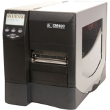 ZM400-3009-0000T - TG5775 - Zebra ZM400 Direct Thermal/Thermal Transfer Printer - Monochrome - Desktop - Label Print - 4.09