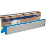 45536421 - TT2387 - Oki Toner Cartridge - Yellow - LED - 24000 Page