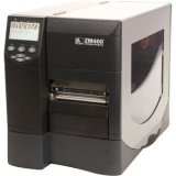 ZM400-3001-5600T - TG7581 - Zebra ZM400 Direct Thermal/Thermal Transfer Printer - Monochrome - Desktop - Label Print - 4.09