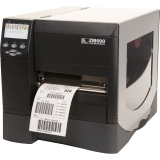 ZM400-6001-0700A - UW7560 - Zebra ZM400 Direct Thermal/Thermal Transfer Printer - Monochrome - Desktop - Label Print - 4.09