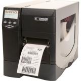 ZM400-6001-3600T - VV0442 - Zebra ZM400 Direct Thermal/Thermal Transfer Printer - Monochrome - Desktop - Label Print - 4.09
