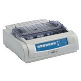 91909704 - F55260 - Oki MICROLINE 420n Dot Matrix Printer - 570 cps Mono - 240 x 216 dpi - Parallel, USB