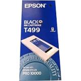 T499011 - J04190 - Epson Black Ink Cartridge - Inkjet - Black
