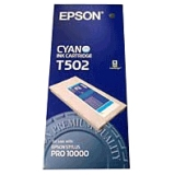 T502011 - J04193 - Epson Cyan Photographic Dye Ink Cartridge - Inkjet - Cyan