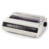 62410602 - Q52160 - Oki MICROLINE 395C Dot Matrix Printer - 610 cps Mono - 360 x 360 dpi - Parallel, Serial