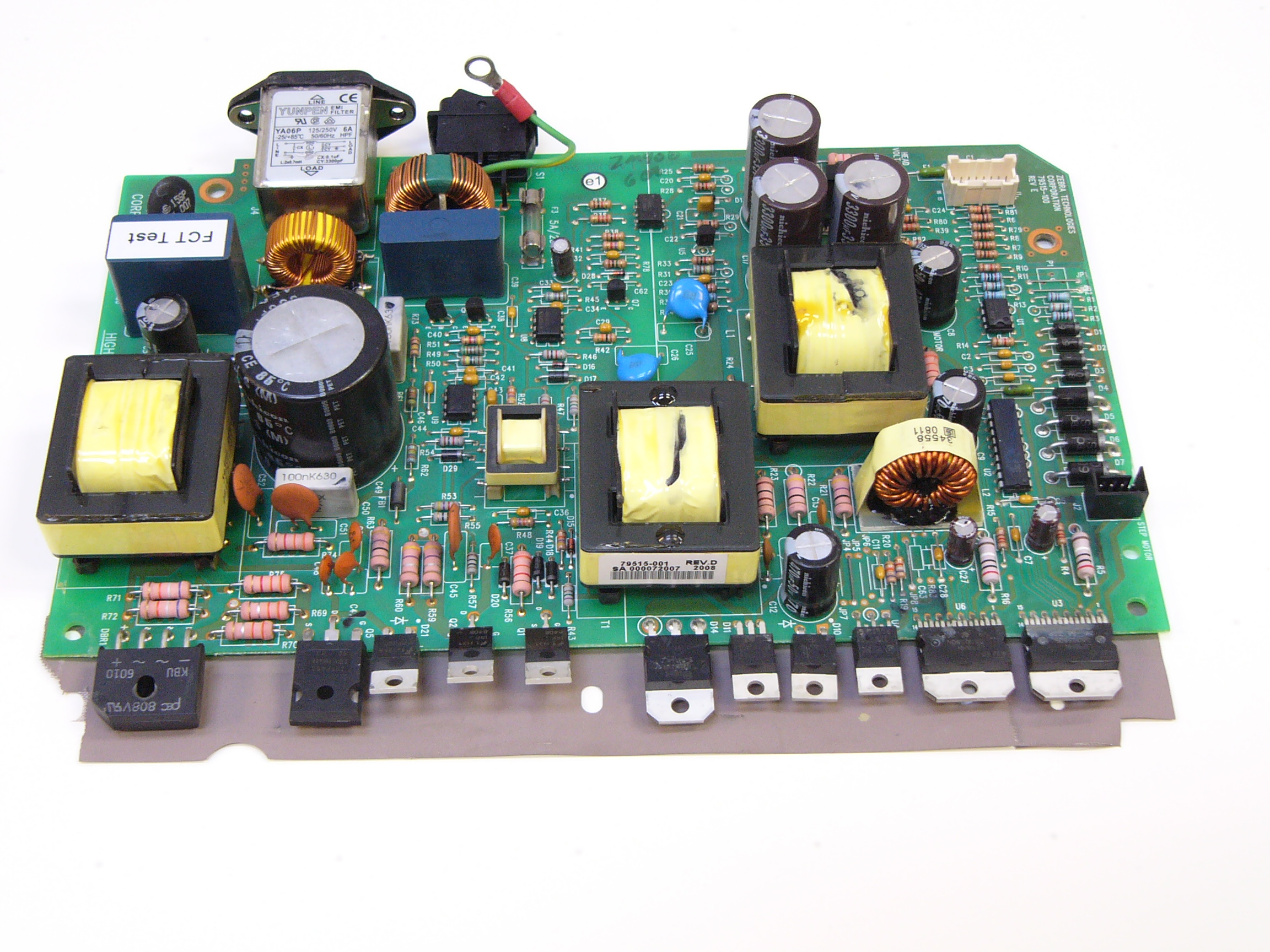 79515-001 -  - 79515-001, Power Supply, Zebra ZMx00 Series, ZM400, ZM600