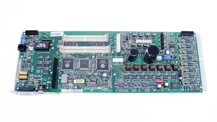 90H3271AE -  - 6400 40 MHz CMX V5.5 Controller Board(Advance Exchange)