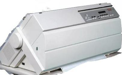 3470 -  - Genicom 3470 Dot Matrix Printer, 700 cps