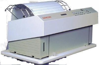 3840E -  - Genicom 3840E Dot Matrix Printer, 600 cps