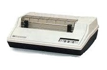 880 -  - Genicom 880 Dot Matrix Printer, 300 cps