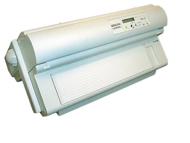 LA700 -  - Genicom LA700 Serial Matrix Printer, 700 cps