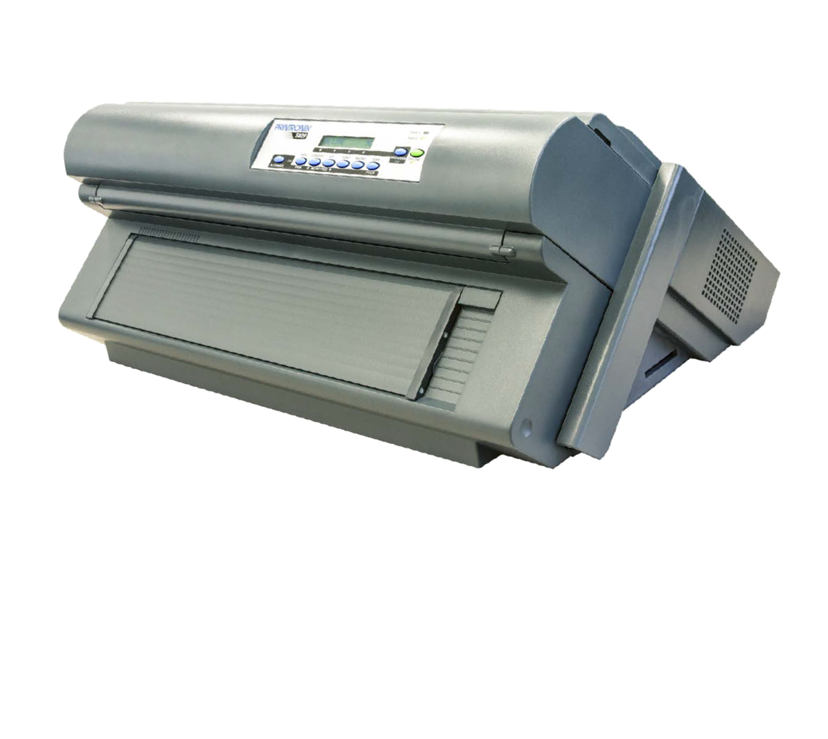 S809 -  - Printronix S809 Serial Dot Matrix Printer, 900cps