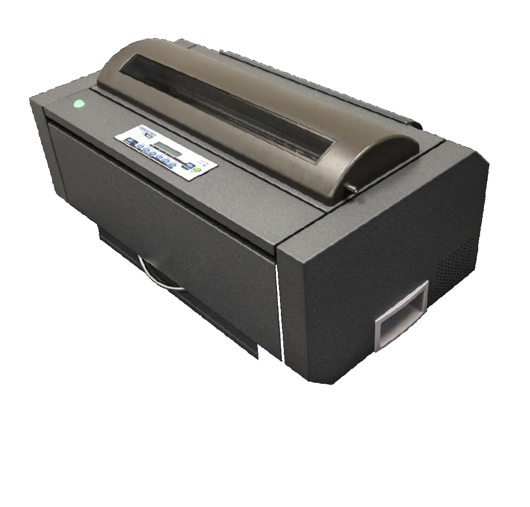 S828 -  - Printronix S828 Serial Matrix Printer, 800cps