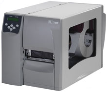 Zebra S4M Industrial Printer