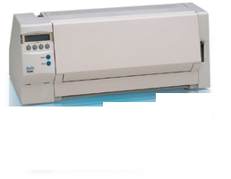 T2340 -  - TallyGenicom T2340 Dot Matrix Printer 440 cps