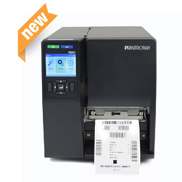 Printronix Auto ID T6000 Thermal Barcode Printers