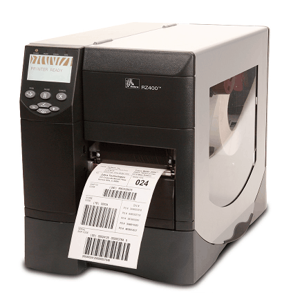 RZ400 -  - Zebra RZ400 RFID Printer-Encoder