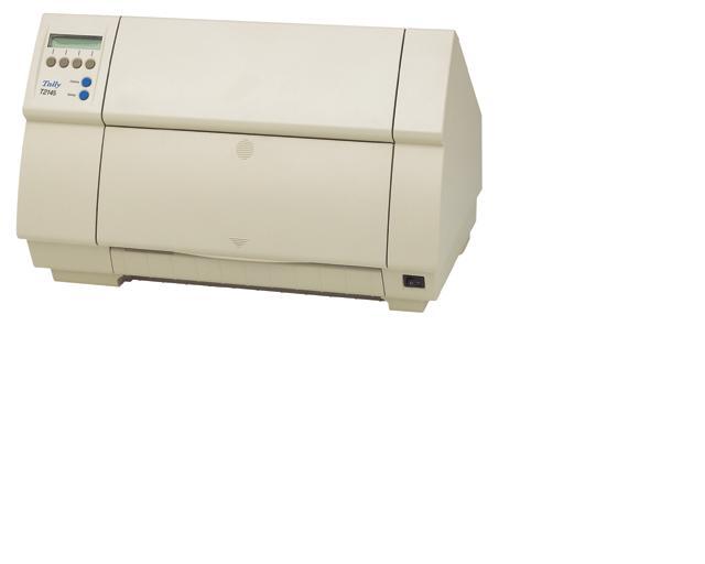 LA550W -  - TallyGenicom LA550W Dot Matrix Printer 750 cps